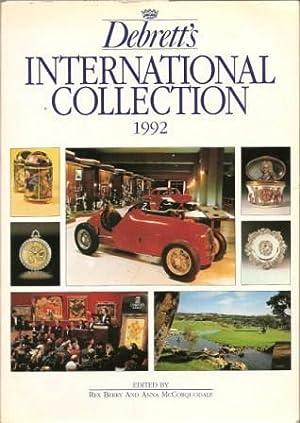 Debrett's International Collection 1992: Berry, Rex; McCorquodale