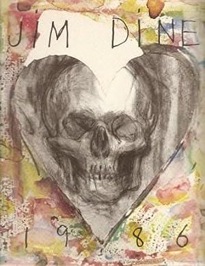 Jim Dine: Paintings, Drawings, Sculpture: January 17 -