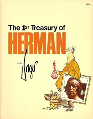 The 1st Treasury of Herman [ Signed By the Author ]: Unger, Jim