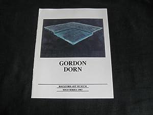 Gordon Dorn: Paintings/Drawings [ Rockford Art Museum,: Doren, Gordon [