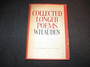 Collected Longer Poems: Auden, W. H.