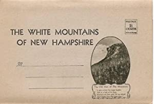 The White Mountains of New Hampshire [Souvenir Folder]: Bodwell, C. T.