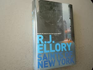 Saints of New York: Ellory, R. J.