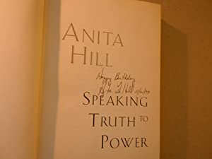 Speaking Truth to Power: Hill, Anita