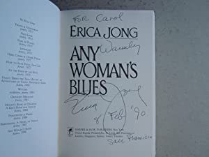 Any Woman's Blues: Jong, Erica