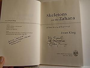 Skeleton on the Zahara: King, Dean