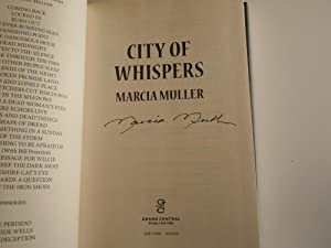 City of Whispers: Muller, Marcia
