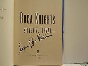 Boca Knights: Forman. Steven