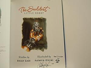 The Saddest Little Robot: Gage, Brian