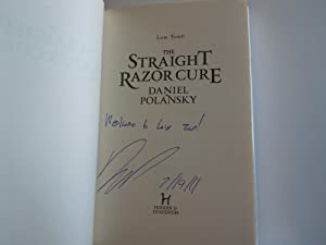 Straight Razor Cure: Polansky, Daniel