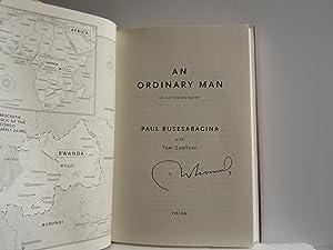 An Ordinary Man: Rusesabagina, Paul