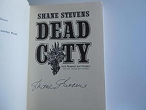 Dead City: Stevens, Shane