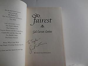 Fairest: Levine, Gail Carson