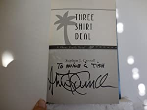 Three Shirt Deal - a Shane Scully Novel: Cannell, Stephen