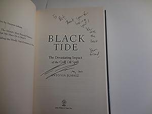 Black Tide: Juhasz, Antonia