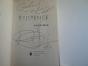 Existence: Brin, David