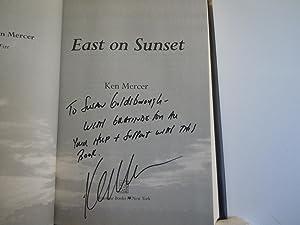 East of Sunset: Mercer, Ken