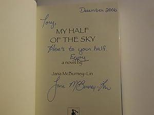 My Half of the Sky: McBurney-Lin, Jana