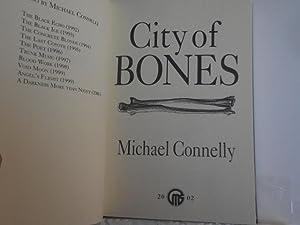City of Bones: Connelly, Michael