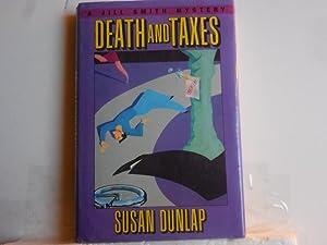 Death and Taxes: Dunlap, Susan