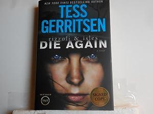 Rizzoli & isles DIE AGAIN: Gerritsen, Tess
