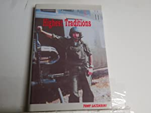 Highest Traditions - Memories of War: Lazzarini, Tony