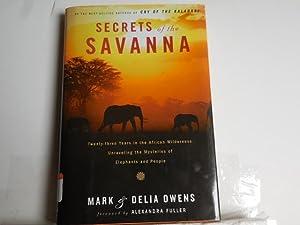 Secrets of the Savanna: Owens, Mark & Delia