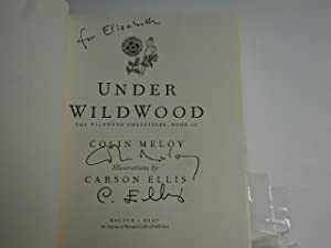 Under Wildwood: Meloy, Colin