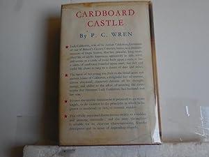 Cardboard Castle: P C Wren