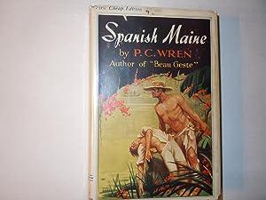 Spanish Maine: P C Wren