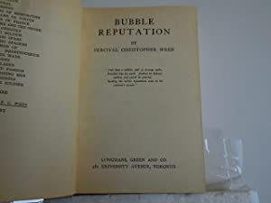 Bubble Reputation: Wren, P. C.