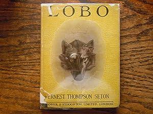 Lobo: Seton, Ernest Thompson