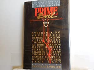Prime Evil ( signed by David Morrell and Charles Grant): Winter, Douglas
