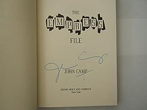 Empress File: Sandford, John, Camp John