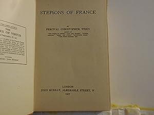Stepsons of France: Wren, P. C.