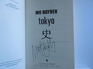 Tokyo: Hayder, Mo