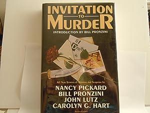 Invitation to Murder: Pronzini, Bill