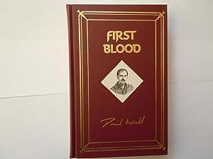 First Blood: Morrell, David