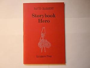 Storybook Hero: Harsent, David