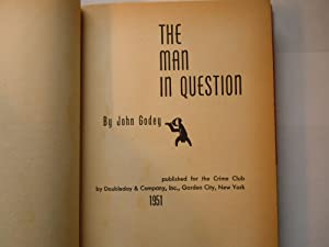 Man in Question: Godey, John