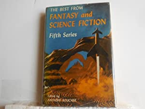 Best From Fantasy and Science Fiction Fifth: Boucher, Anthony