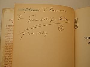 Biography of an Artic Fox: Seton, Ernest Thompson