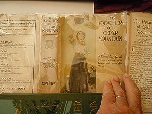 Preacher of Cedar Mountain: Seton, Ernest Thompson