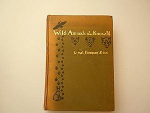 Wild Animals I Have Known: Seton, Ernest Thompson