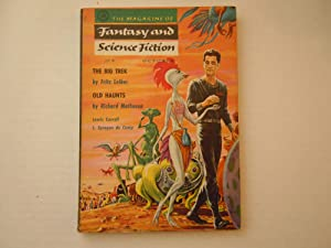Fantasy and Science Fiction: Matheson, Richard (signed)-Lieber,