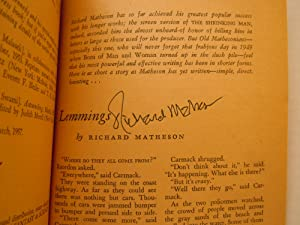 Fantasy and Science Fiction: Theodore Sturgeon, Mark Clifton, Richard Matheson, C. M. Kornbluth, ...