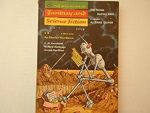 Fantasy and Science Fiction: Charles Van Doren, C. M. Kornbluth, Richard Matheson, Avram Davidson