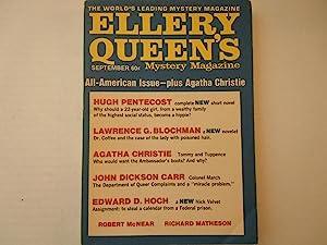 Ellery Queen's Mystery: Hugh Pentecost, Lawrence