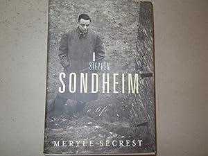 Stephen Sondheim: Secrest, Meryle