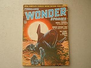 Thrilling Wonder Stories: Richard Matheson, Fletcher Pratt, Joel Townsley Rogers, George O. Smith